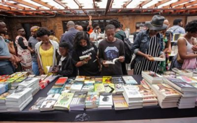 Book lovers' festival grows in leaps and bounds